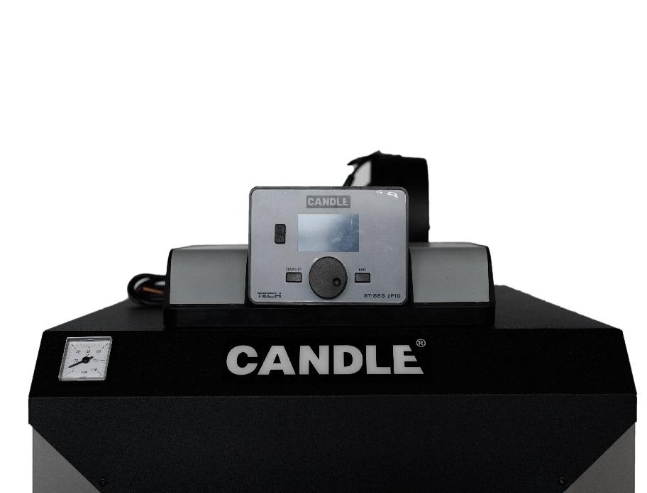 Твердотопливный котел Candle Uni 30 kw - 4