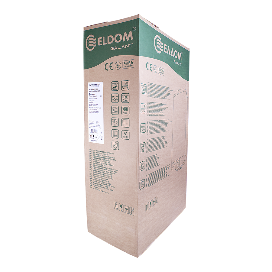 Бойлер ELDOM GALANT DRY DV060 Сухий тен - 5