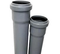 Труба каналізаційна  Ǿ-110:довжина 3-2-1-0.5-0.315-0.25 метра - 1