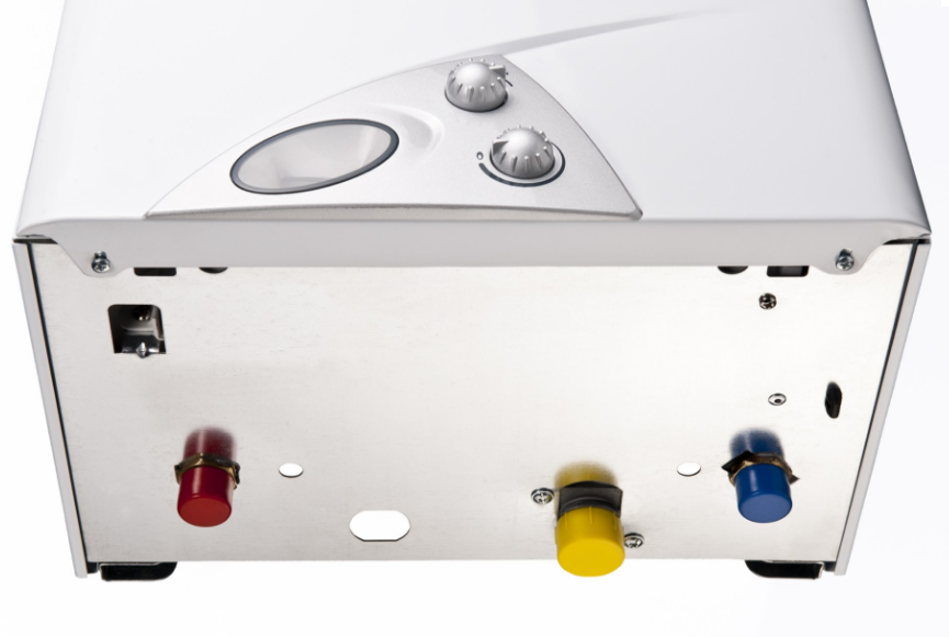 Водонагрівач газовий турбований DEMRAD Compact С 350 F - 2
