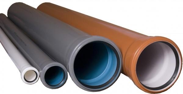 Труба каналізаційна  Ǿ-110:довжина 3-2-1-0.5-0.315-0.25 метра - 2