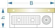 Конвектор з примусовою конвекцією - 1
