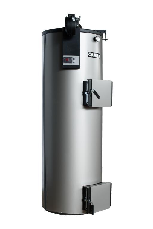 Твердопаливний котел Candle TIME 18 kw - 1