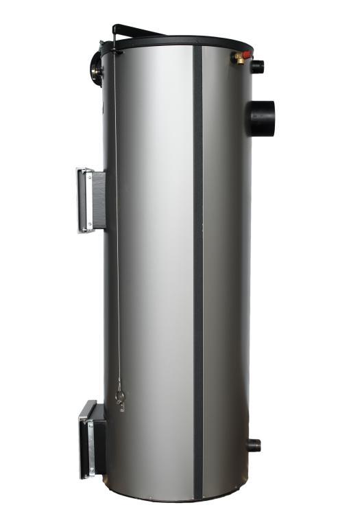 Твердопаливний котел Candle TIME 35 kw - 2