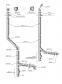 Димохідна труба нержавійка з теплоізоляцією в нержавійці  L = довжина :1м, Сталь :0,8мм - 3